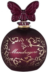 Mandragore Butterfly Bottle